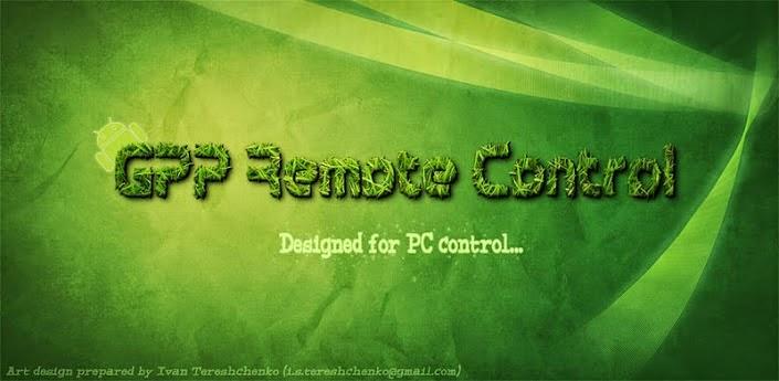 GPP Remote Viewer App for remote control