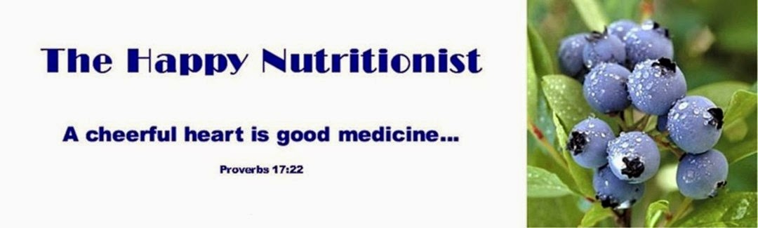 The Happy Nutritionist