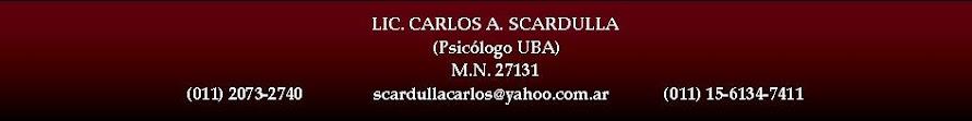 Psicologo UBA