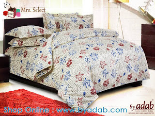 A good and comfortable bed sheet ensures peaceful sleep too.