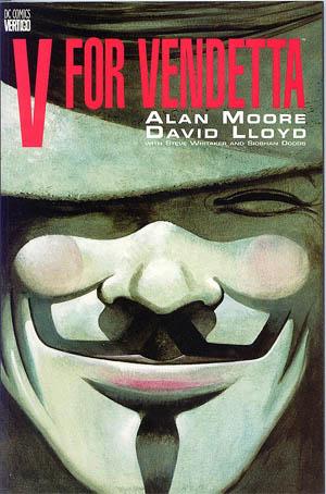 İntikamın Adı V - V For Vendetta