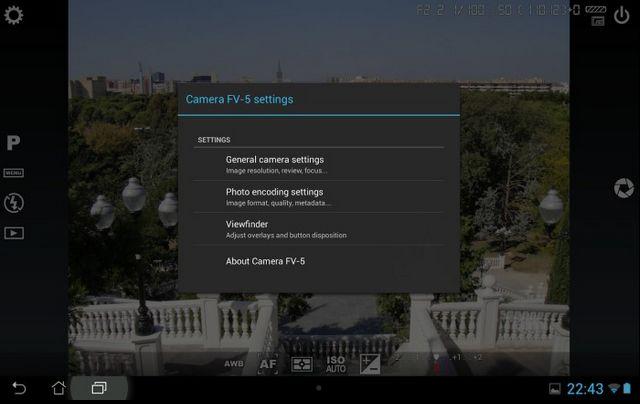 Aplikasi kamera android yang cocok untuk seorang fotografer