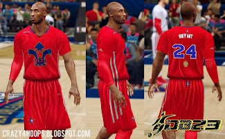 NBA 2k14 2014 NBA All-Star - West Jersey