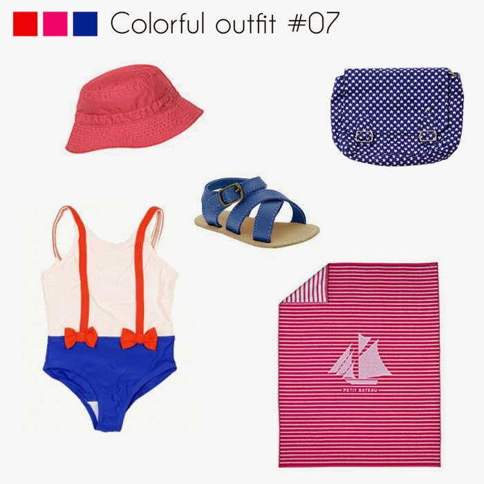 Colorful outfit 07 // Sunday in color blog