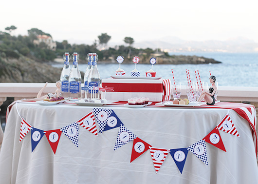 Red, White & Blue Party | Paper & Party Love