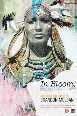 In Bloom - The Work of Brandon Mclean