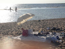 Lohtajan Ohtakarin uimapaikka