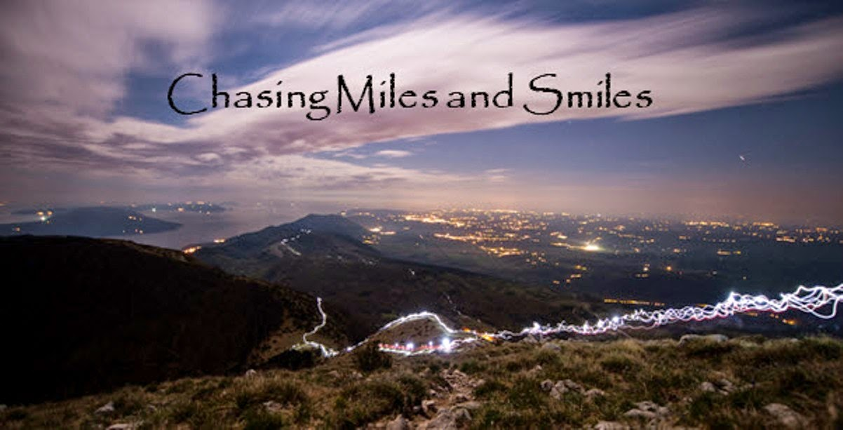 Chasing Miles and Smiles