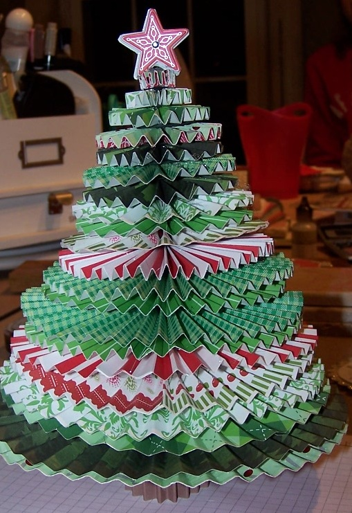 Marilyn 39 s creative inspirations beautiful christmas tree - Christmas tree alternatives beautiful ideas ...