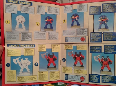 Citadel Colour Paint Set 1994 - Guide 2nd pag