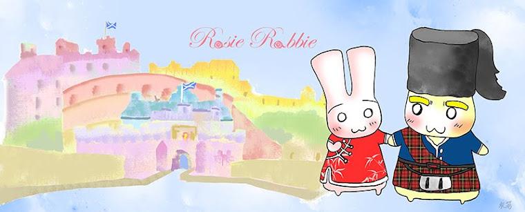灰若 - 露思兔子的世界