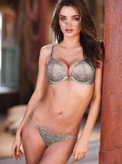 Miranda Kerr Photoshoot, Victoria Secret Lingerie Photoshoot