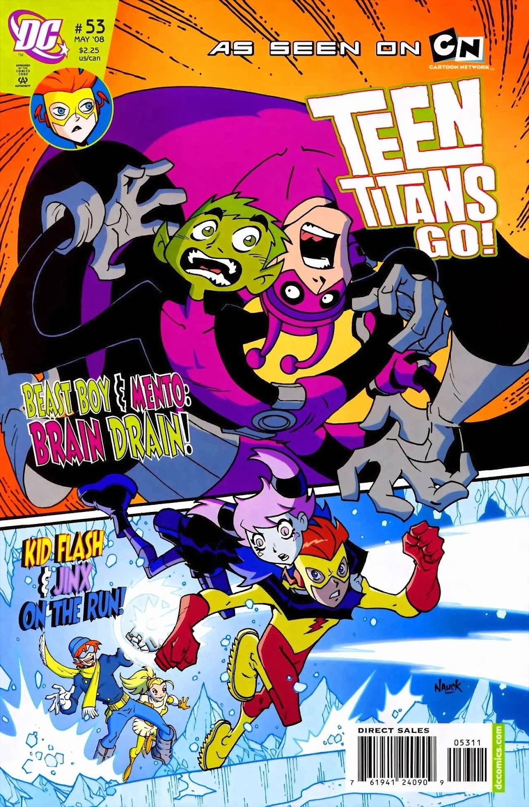 from Vicente hot teen titans go porn