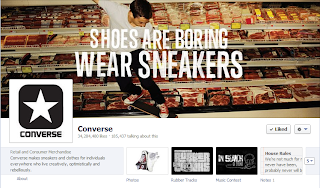 Converse facebook case study