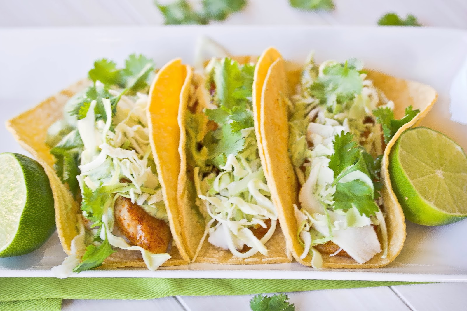quick fish tacos and homemade tartar sauce~ in fifteen minutes ...