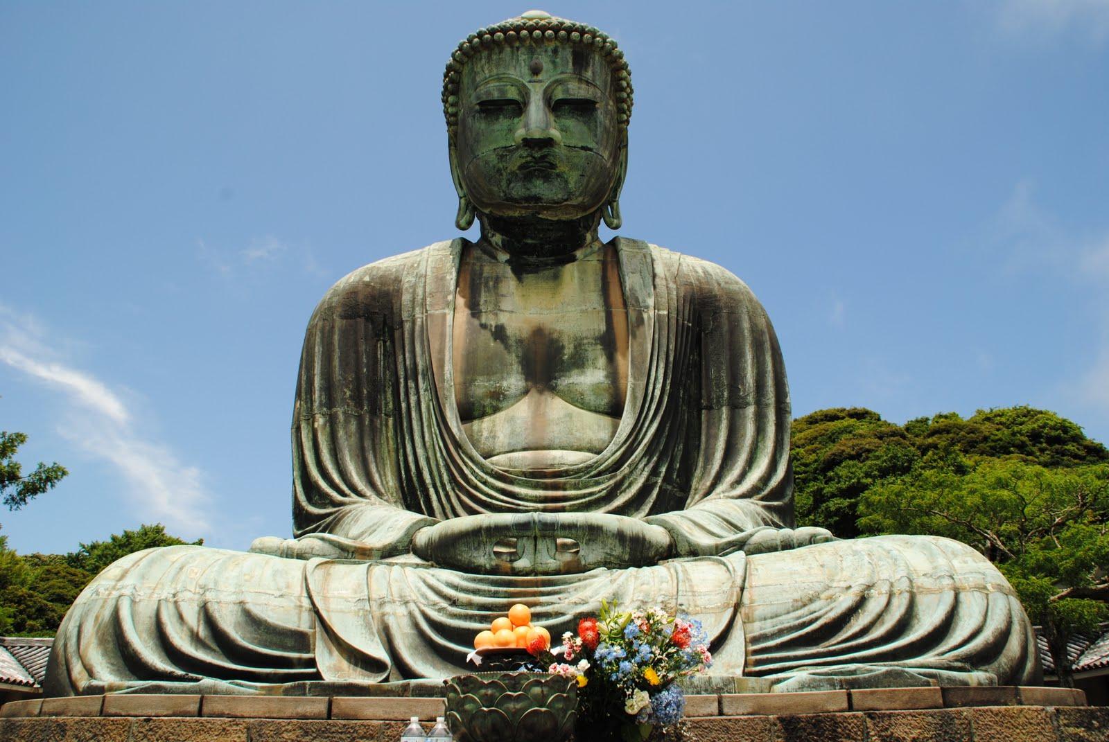 Intntalo merece la pena Daibutsu Gran Buda de Kamakura Japn