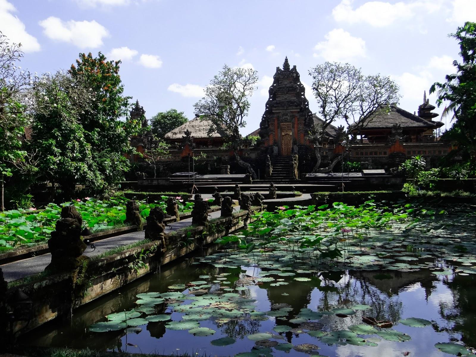 Ubud Bali temples