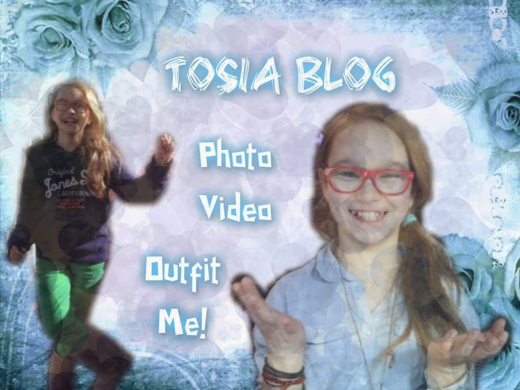 Tosia Blog