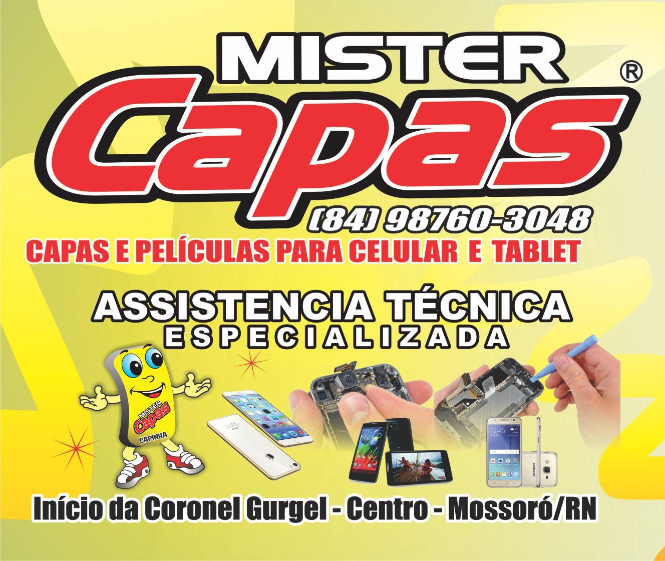 MISTER CAPAS