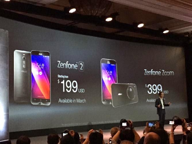 ASUS Zenfone 2 Full Spesifikasi dan Review (Kelebihan, Kekurangan dan Harga)