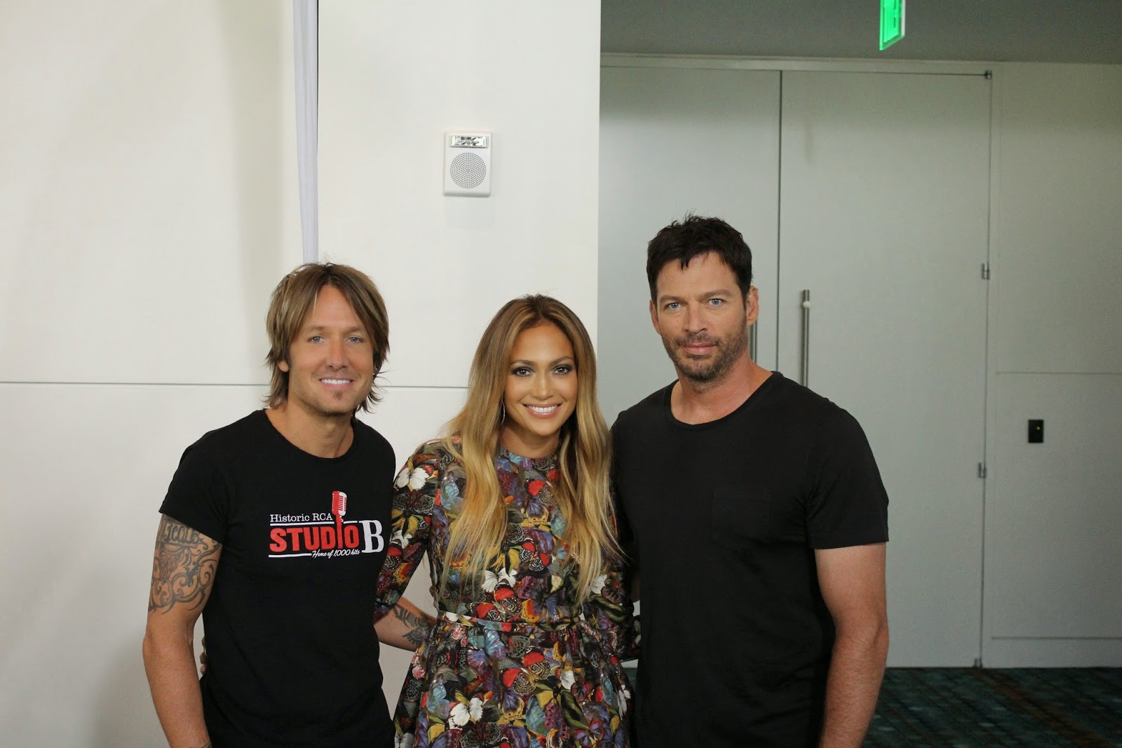 jennifer lopez keith urban harry connick jr nashville