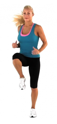 Exercise Butt