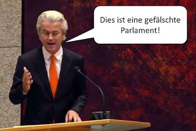 Wilders nepparlement