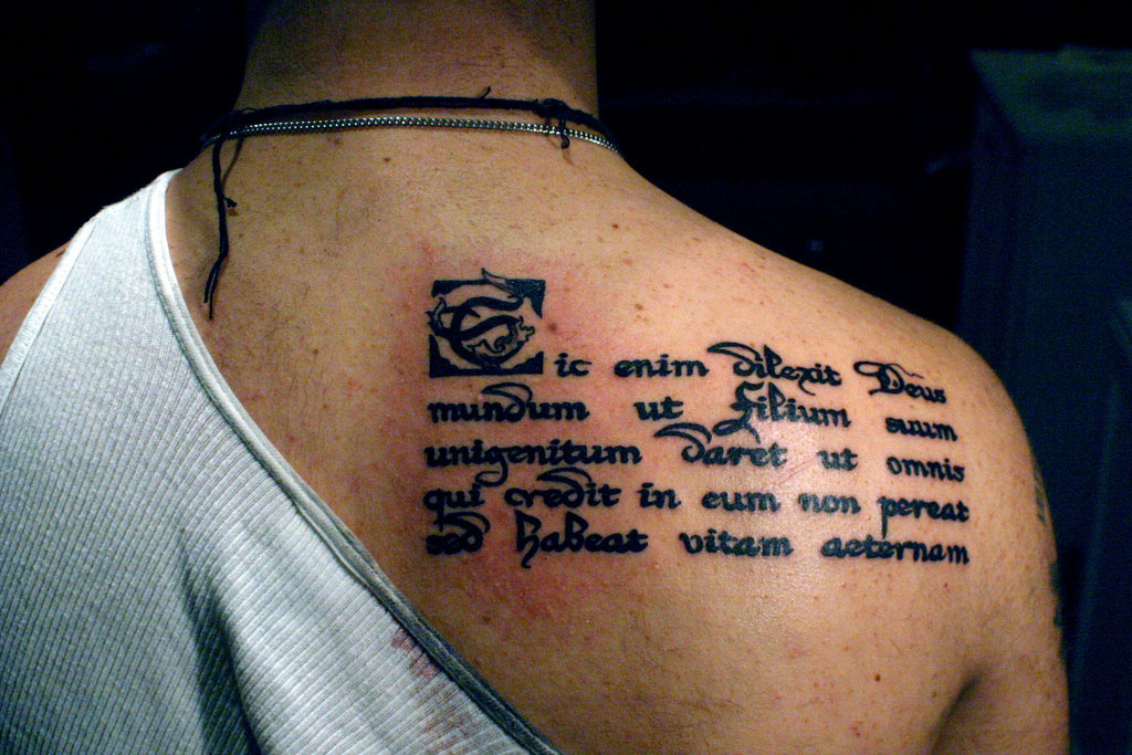 Latin quotes about law quotesgram for Does the bible say no tattoos