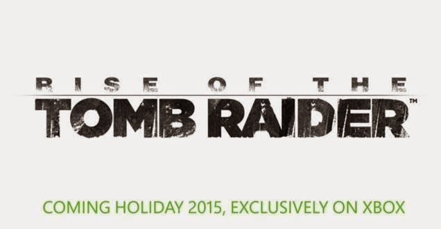 Rise of the Tomb Raider Xbox Only WTF?