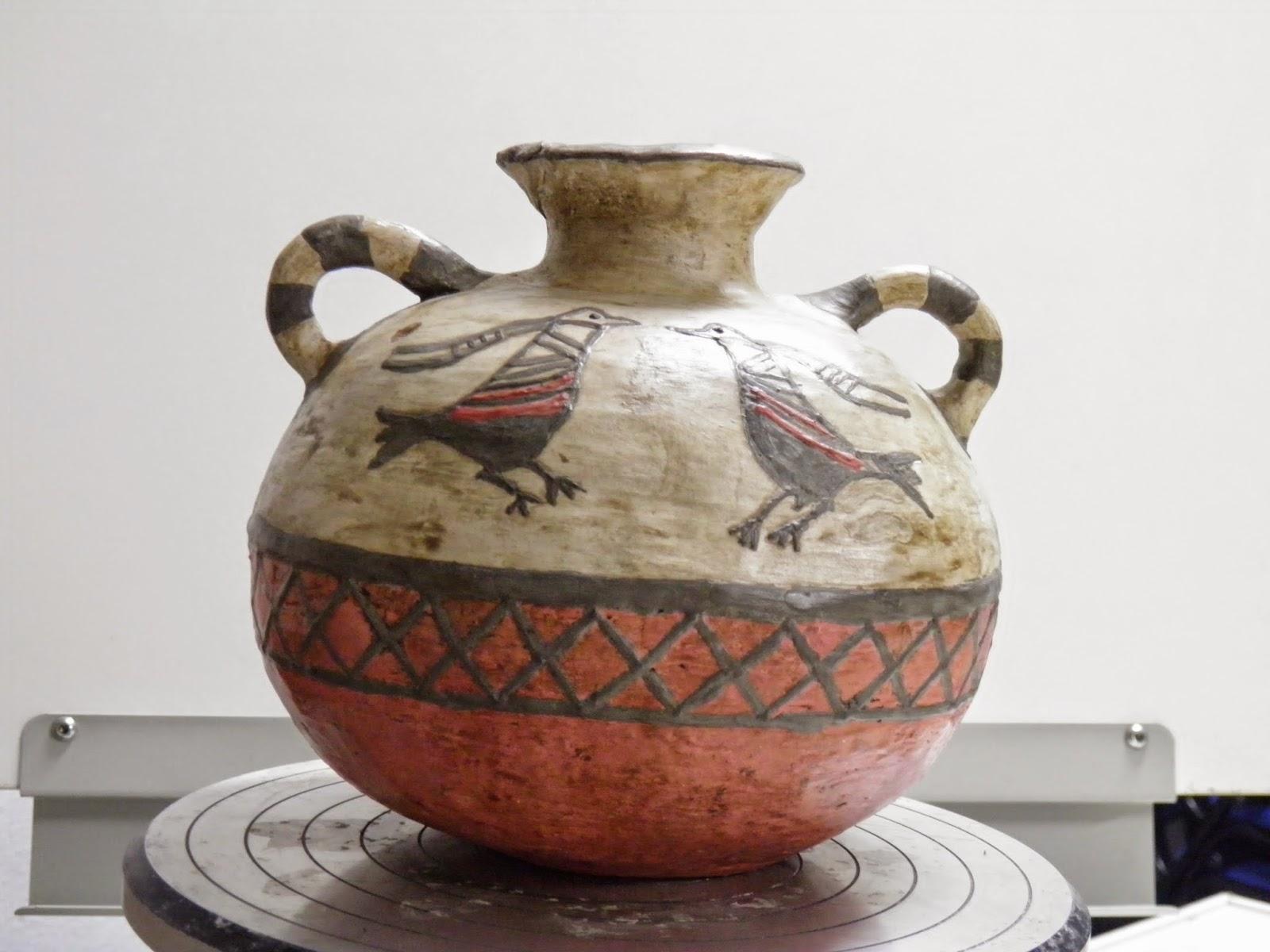 Arte cer mica cerit curso de alfarer a sin torno for Curso ceramica madrid