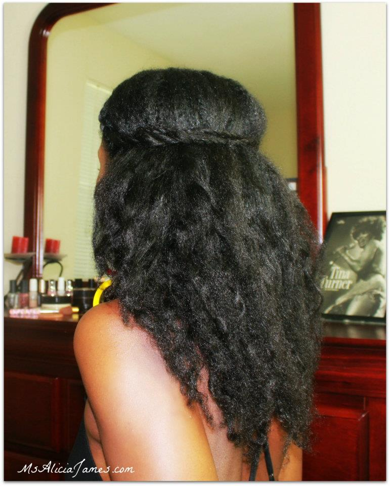 Efficient Air Drying For Natural Hair Curlynikki