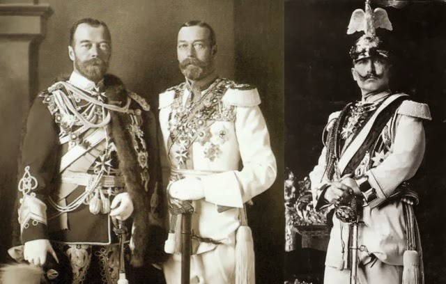 relationship between wilhelm ii and nicholas assassination