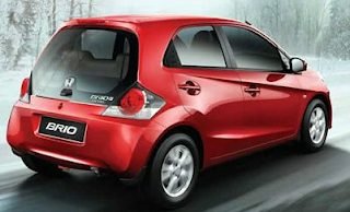 Honda brio one of the top 10 cars in India