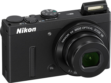 Nikon Coolpix P340 Camera User's Manual