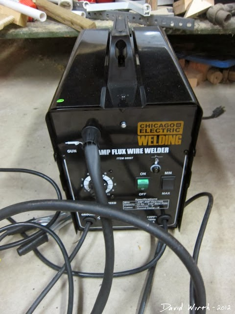 chicago electric welder, harbor freight, 90amp