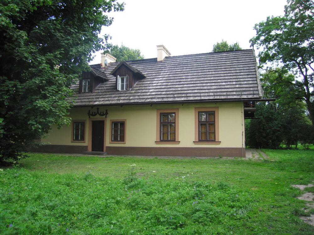 Dworek Matejki w Krzesławicach