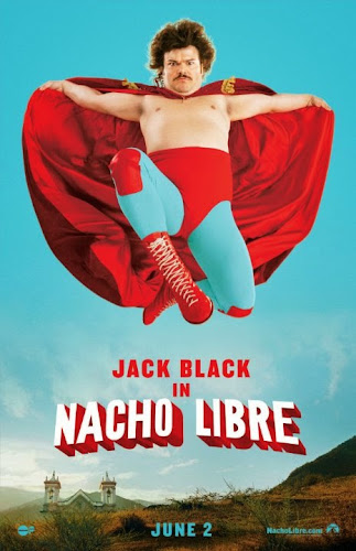 Nacho Libre (BRRip HD Dual Latino – Ingles) (2006)