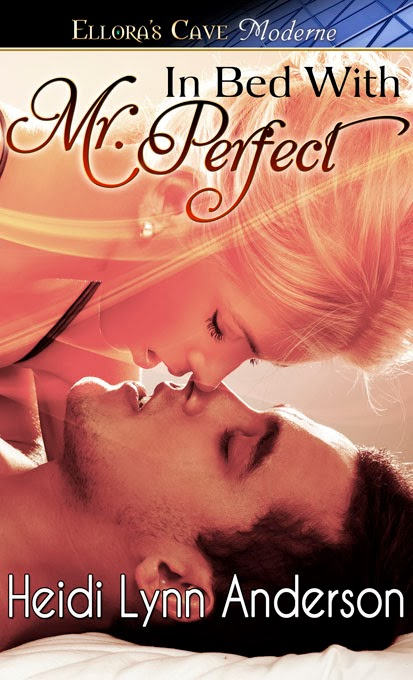 Goddess Fish Promotions Review: In Bed With Mr. Perfect by Heidi Lynn Anderson
