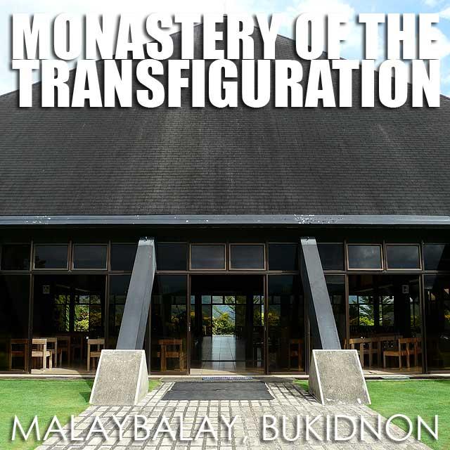 Resultado de imagen para bukidnon-monastery-of-transfiguration
