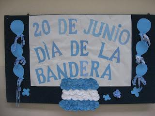 Biblioteca pablo a pizzurno escuela n 11 de 12 carteleras for Decoracion 25 de mayo nivel inicial