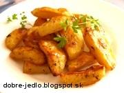 Citrónové zemiaky - recept