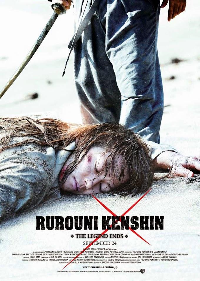 Epic Finale! Rurouni Kenshin: The Legend Ends Trailer is Out!