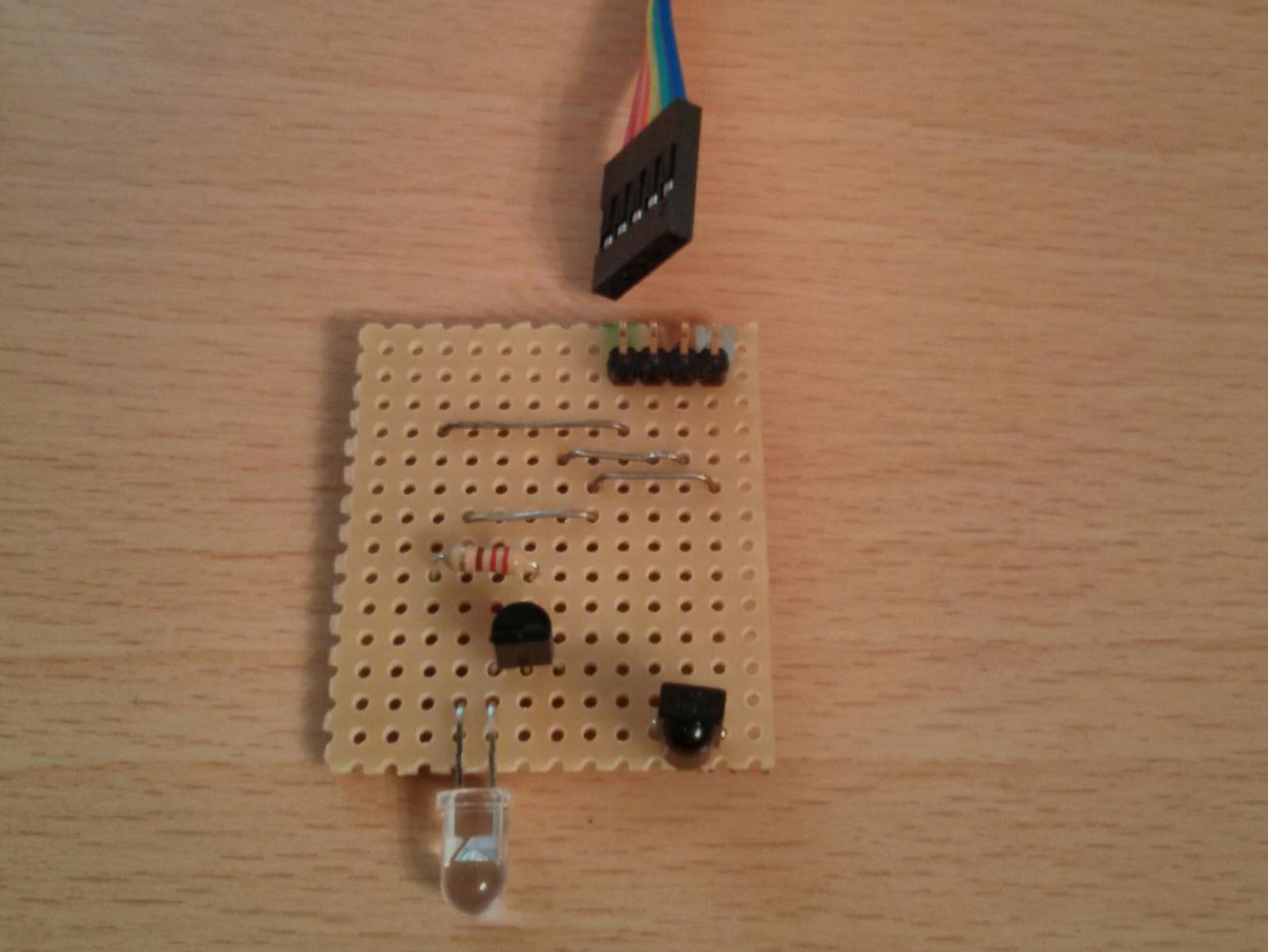 Random Tutor January 2013 Infraredtransmittercircuitlabeledonbreadboardjpg