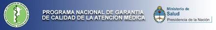 PROGRAMA NACIONAL DE GARANTIA DE CALIDAD DE LA ATENCION MÉDICA