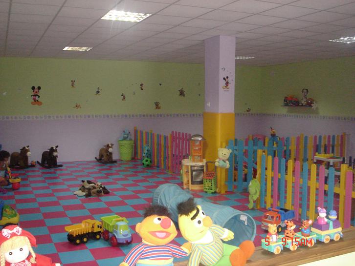 Jardin de infantes arco iris infraestructura for Juegos para nios jardin de infantes