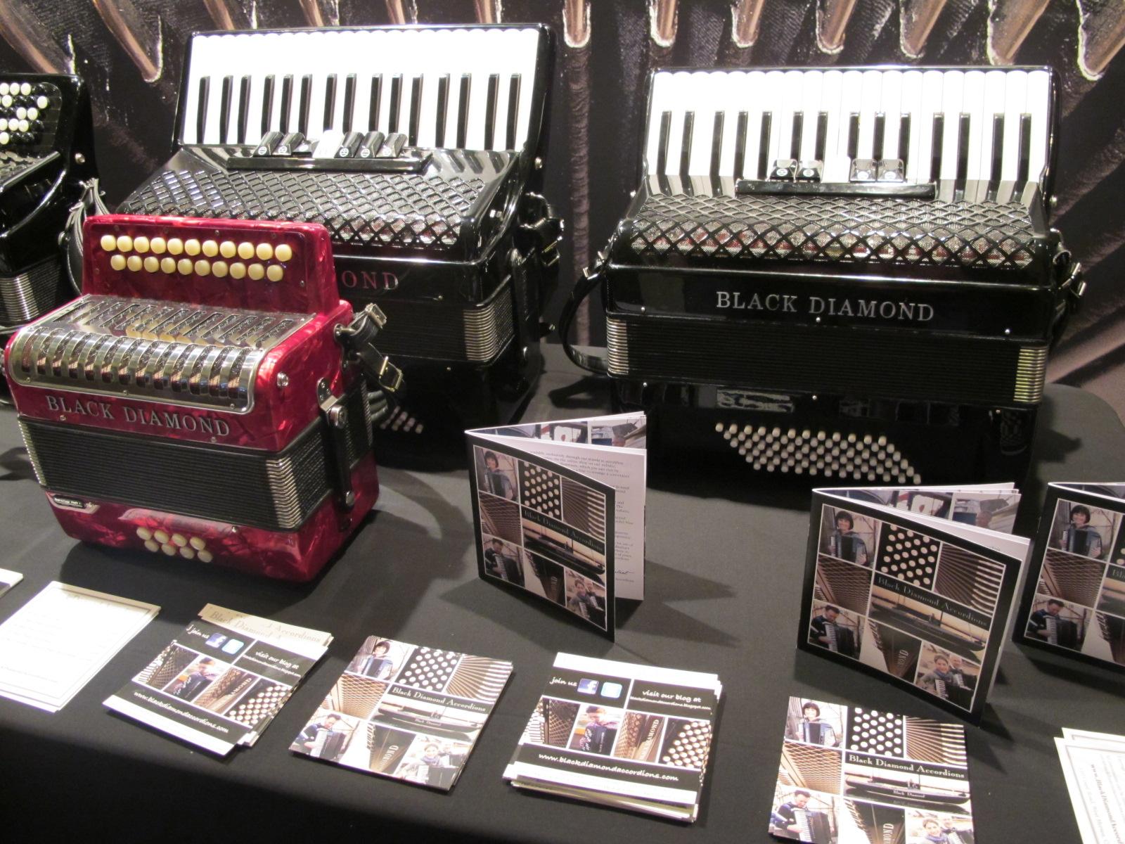 Trade Stands Cheltenham Festival : The black diamond accordions cheltenham folk