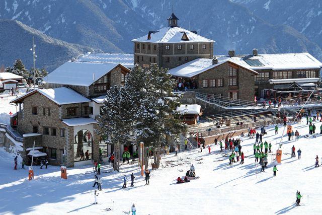 Buy an island Andorra