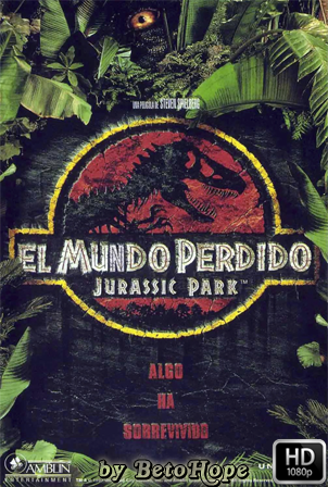 Jurassic Park 2: El mundo Perdido [Latino-Ingles] [MEGA]