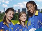 Kız Futbolu Oyunu