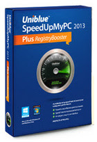 Uniblue SpeedUpMyPC 2013 v5.3.6.0 Full Serial Key